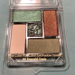 Esteé Lauder 5 Color Eyeshadow Emerald Oasis